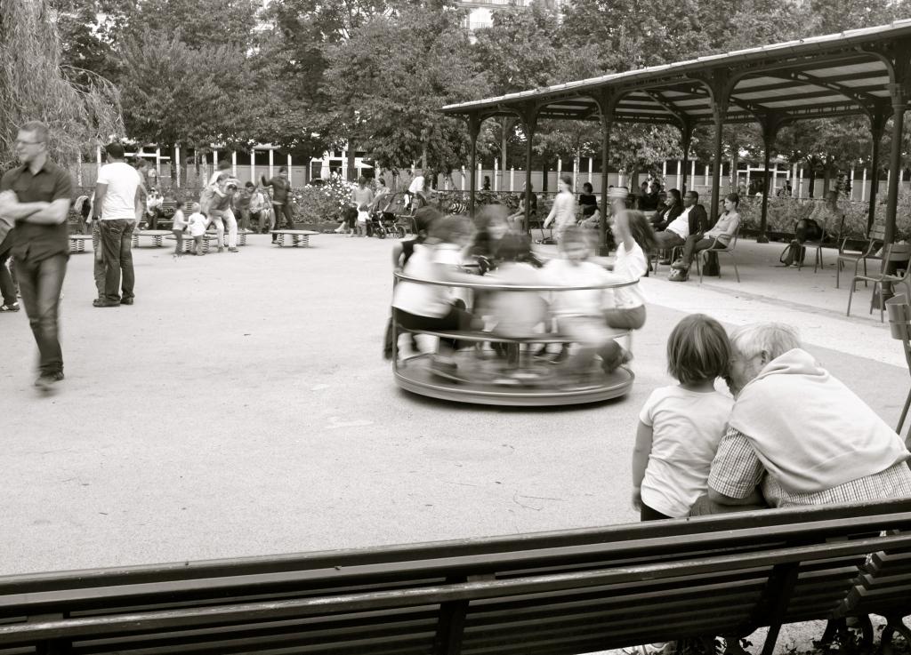 Paris Tuilerie Garden