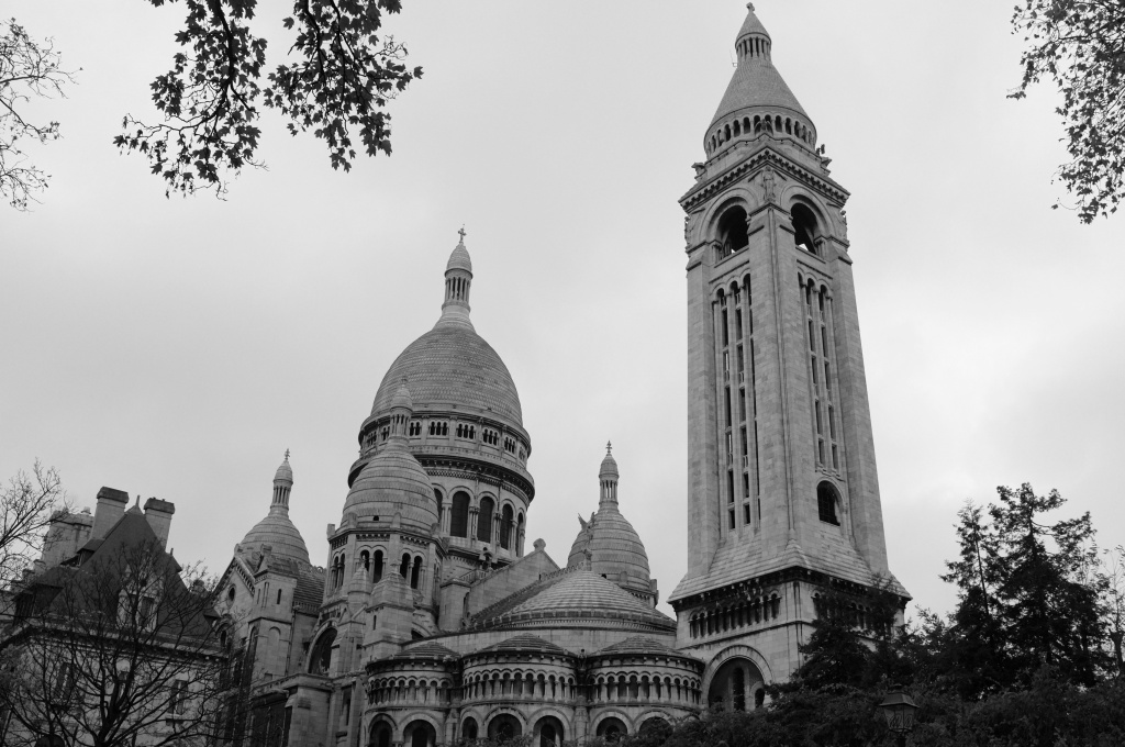 Sacré-coeur church Paris